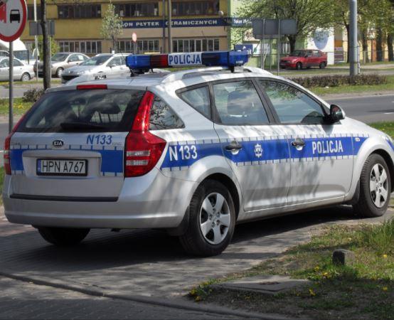 Policja Toruń: Cytryna i czosnek dla kierowców łamiących przepisy