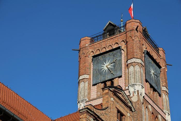 UM Toruń:                     Sytuacja na Wiśle