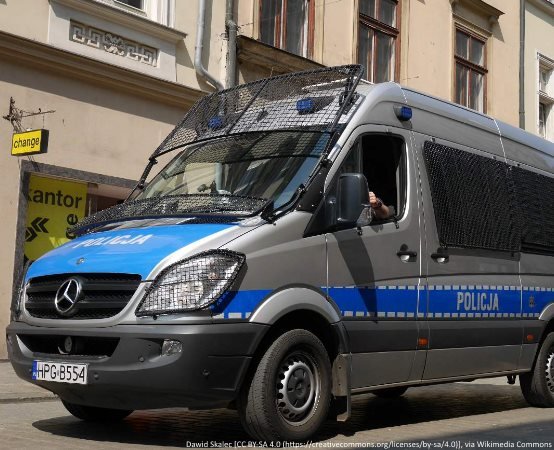 Policja Toruń: Narkotyki w bmw