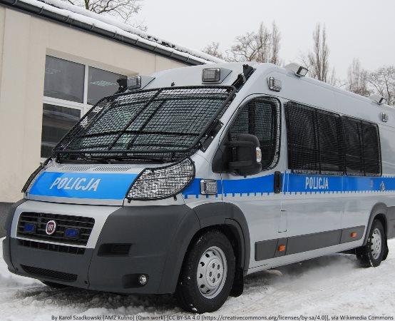 Policja Toruń: Komendant na sesji Rady Powiatu