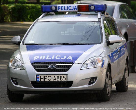 Policja Toruń: Potrącenie pieszego na ul. Poznańskiej