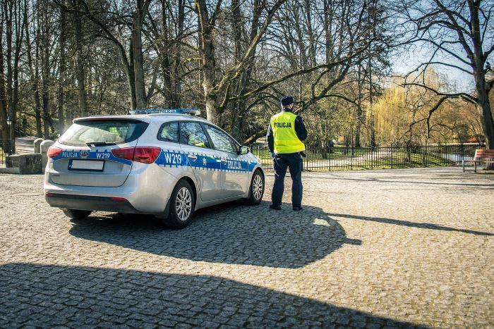 """Policja Toruń: """"Bezpieczny motocyklista"""""""