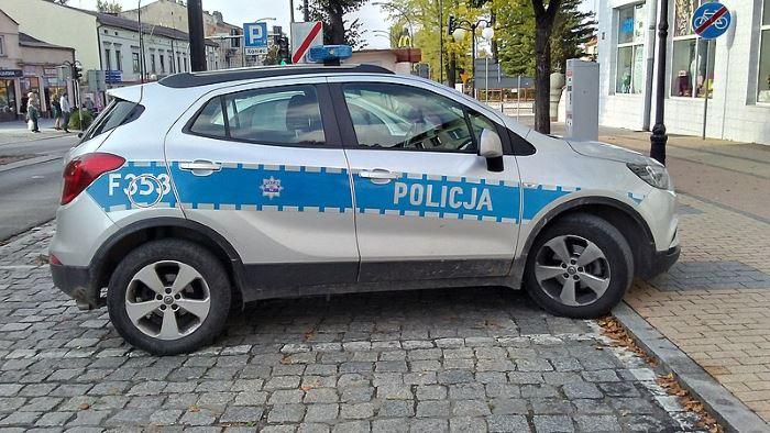 Policja Toruń: Pomoc przyszła na czas